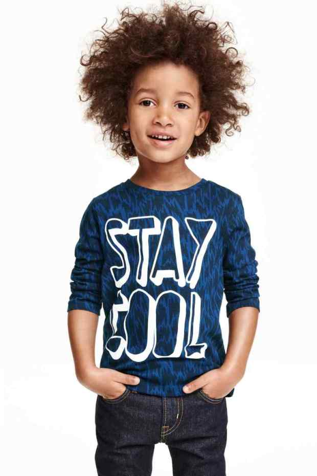 H&M - camiseta kids 4