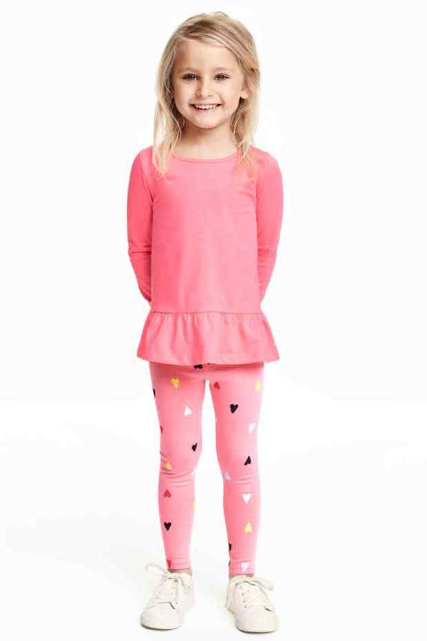 H&M - leggins kids 3